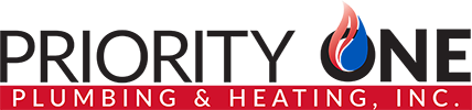 Priority One Plumbing & Heating Inc. | North Attleboro, MA Logo